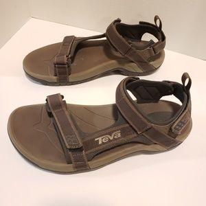 Teva Browns Sandals Mens Sz12